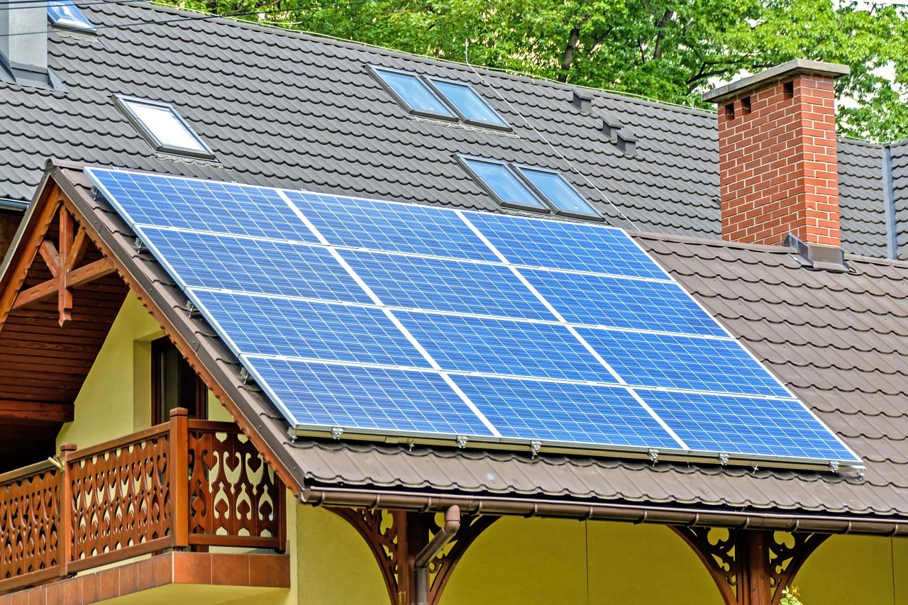 Devis panneaux photovoltaiques  à Saint-Cyr-au-Mont-d'Or